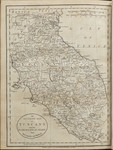 An ACCURATE MAP of TUSCANY and the ECCLESIASTICAL STATE from M.DAnville and Robert.
