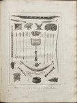 Arms, Ornaments & Furniture of the Indians.