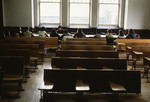 [Classroom in Victoria College Building]