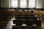 [Classroom in Victoria College Building]