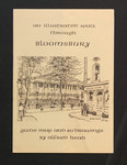 An illustrated walk through Bloomsbury : guide map and 20 drawings