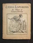 Lydia Lopokova : a book of camera portraits.