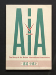 The story of the AIA : Artists International Association, 1933-1953