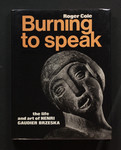 Burning to speak : the life and art of Henri Gaudier Brzeska