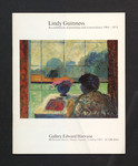 Lindy Guinness : an exhibition of paintings and watercolours 1964-1974, 9 January - 7 February.