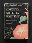 Country notes in wartime