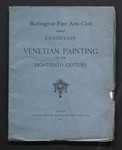Exhibition of Venetian painting of the eighteenth century