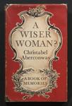 A wiser women?