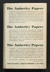 The Amberley papers : the letters and diaries of Lord and Lady Amberley