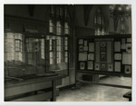 Exhibition room for 100th anniversary celebration