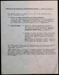 Une réunion tenue à la Melpo le 1er Juin sest terminée par un vote à lunanimité pour ...