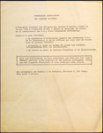 LAssemblée Générale des délégués des Comités dAction, réunis le 19 mai 1968 à lInstitut dArt, a adopté le principe, au niveau de la coordination des C.A., dune Commission Informati