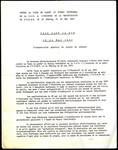 """Contre la """"mise en garde"""" du Bureau Confederal de la C.G.T. à lencontre de la manifestation de lU.N.E.F. et du SNE-Sup du 22 mai 1968."""