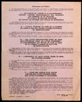 Déclaration de lU.N.E.F.