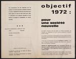 Objectif 1972
