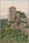 Castle, Lourdes, 1926