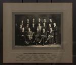 Victoria College Athletic Union Executive, 1923-1924