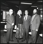 President French, Lila Laakso, Gregory Sorbara, Robert Brandeis