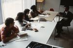 [Students in seminar]