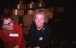 [Anne Richardson McNeil and Beth Boylen S(?) at 3T5 Spring Reunion, 1965]