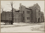 [Exterior north elevation of the Birge-Carnegie Library]