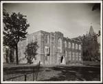[Exterior south west corner of Emmanuel College]