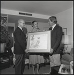 President French, Ruth Bentley, Robert Bateman