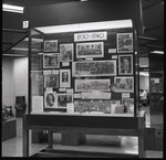 Sesquicentennial display cases