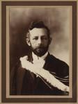 E.M. Burwash, son [of] Rev. N. Burwash, Professor of Natural Science, E.M. Burwash, Professor of Natural Science, Columbian Methodist College, New Westminster, B.C. 1905-1910