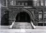 Main entrance, Victoria College