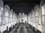 Interior of Burwash Hall (Dining Room), Victoria College