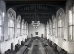 Interior of Burwash Hall (Dining Room), Victoria College
