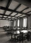 Interior of Library, Victoria College