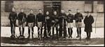 Victoria College Hockey Team, 1924-1925
