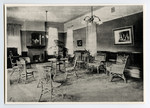The sitting room, Annesley Hall
