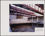 Construction of the Isabel Bader Theatre at Victoria University