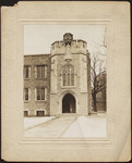 [West entrance, Birge-Carnegie Library]