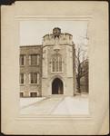 [West entrance, Birge-Carnegie Library]