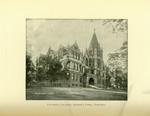 Victoria College, Queens Park, Toronto :: Le Collège Victoria, Queens Park, Toronto
