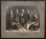 Victoria College Ladies' Hockey Team: intercollegiate champions 1918-1919