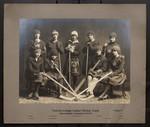 Victoria College Ladies Hockey Team: intercollegiate champions 1918-1919