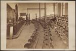 Faraday Hall, Science classroom, Victoria College, Cobourg