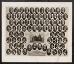 Victoria College Arts Graduating Class, 1922