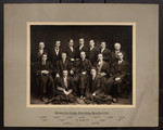 Theological Class Executive, Victoria College, Spring Term 1910-1911