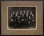 Theology Class Executive, Fall Term, 1911