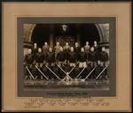 Victoria College Hockey Team, 1928, Jennings Cup Winners, Interfaculty Hockey Champions, University of Toronto, 1926-27-28