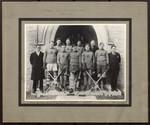 Emmanuel College Hockey Team, 1930-31