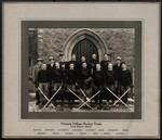 Victoria College Hockey Team, Group Winners 1930-31