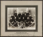 Victoria College Hockey Team, Inter Faculty Champions, Jennings Cup Holders, 1932-33