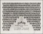 Graduating Class, 1948, Victoria College, University of Toronto [part 2 of 2]